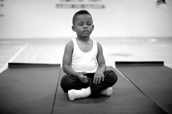 Schools are  Replacing Detention with Meditation