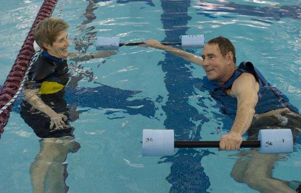 Aquatic PT – Bob Lobel